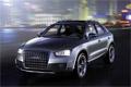 Маленький кроссовер Audi Q3 появится в 2011 году