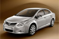 Обновленный Toyota Avensis появился в продаже в России