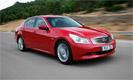 В России стартуют продажи купе и седана Infiniti G37 2009