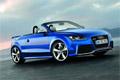 Audi объявила цены на купе и кабриолет TT RS 2010 года
