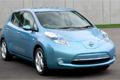Nissan показал серийный электрокар