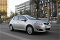 Toyota представляет в России обновленный Auris