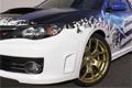 Subaru приготовила три тюнинг-кара для SEMA-шоу