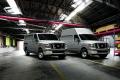 Nissan представил большой коммерческий фургон NV