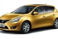 Nissan представил новое поколения хэтчбека Tiida на автосалоне в Шанхае