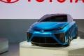 Toyota начнет производство водородной модели в декабре 2014 года