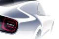 В октябре Honda представит новую модель. Первое изображение