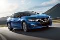 Компания Nissan слегка обновила седан Maxima
