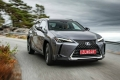 Lexus назвал рублевую стоимость компактного кроссовера UX