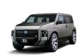 Серийную версию внедорожного минивэна Toyota Tj Cruiser представят в октябре