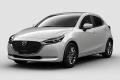 Mazda запустила в Японии белую спецсерию «двойки»