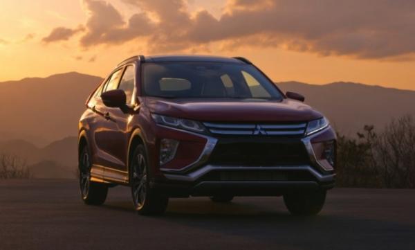 Mitsubishi Eclipse Cross приедет в Россию весной