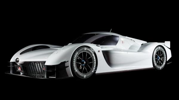 Toyota разработала гибридный суперкар GR Super Sport. Он пойдет в производство